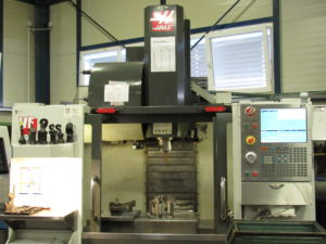HAAS VF-2SS Metal Obad