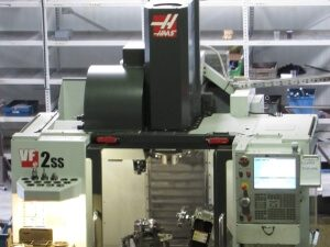 HAAS-VF-2SS Metal Obad